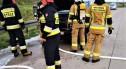 Pożar auta na A4 – na miejscu OSP Krzyżowa i PSP Bolesławiec