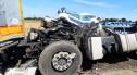 Trzy ciężarówki zderzyły się na A4, jedna osoba ranna. UTRUDNIENIA!