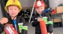 Mali strażacy opanowali siedzibę mundurowych z Nowogrodźca