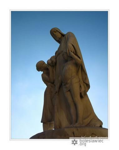 Figura Jezusa na pl. Zamkowym