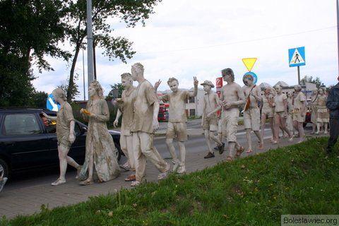 Parada glinoludów 22
