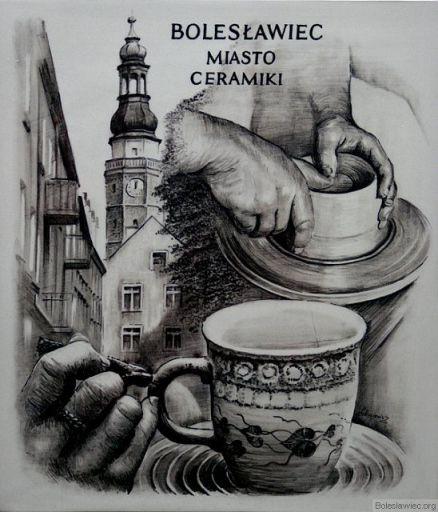 Bolesławiec-miasto ceramiki