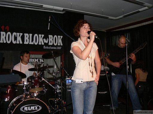 Rock Blok w BOK