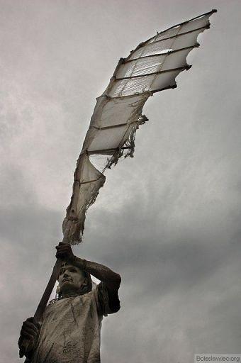 Odważnie pod wiatr