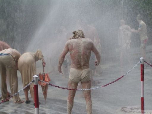 Zbiorowa kąpiel