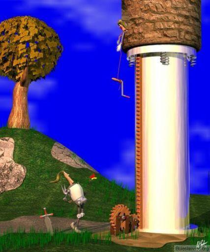..Wieża miłości..