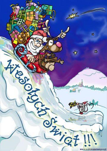 !!! Wesołych Świąt !!!