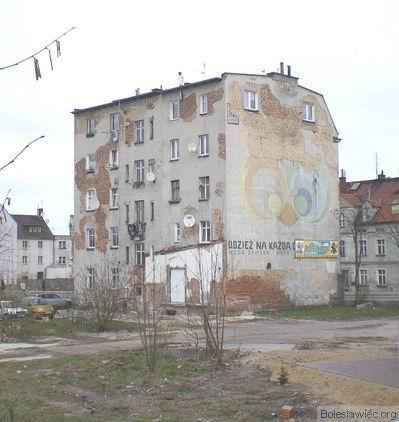 Dom przy ul. Garncarskiej