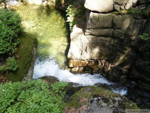Dorga do wodospadu