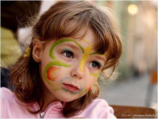 Dziecinne malowanki