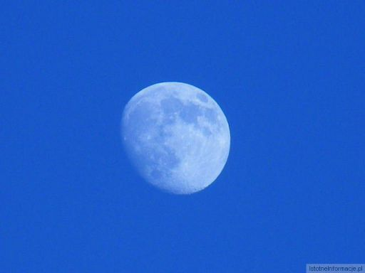 08. 01. 2009 księżyc