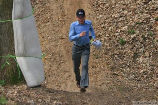 Biegający trener
