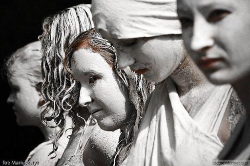 Gliniane Panny