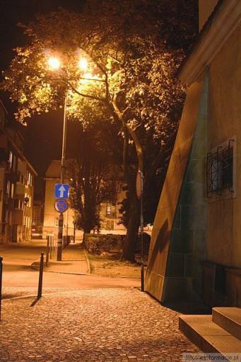 Okolice Rynku nocą