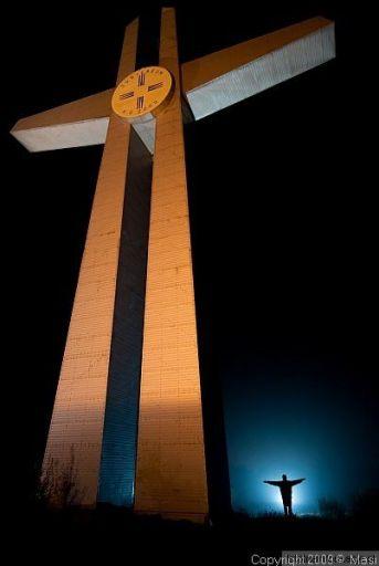 Krzyż Milenijny -> Wilczy Las