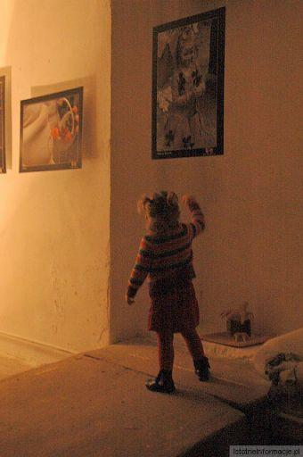 Małe spotkanie ze sztuką