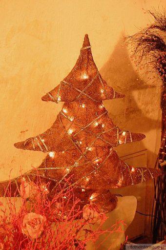 Zamek kliczków - Christmas art & flowers party