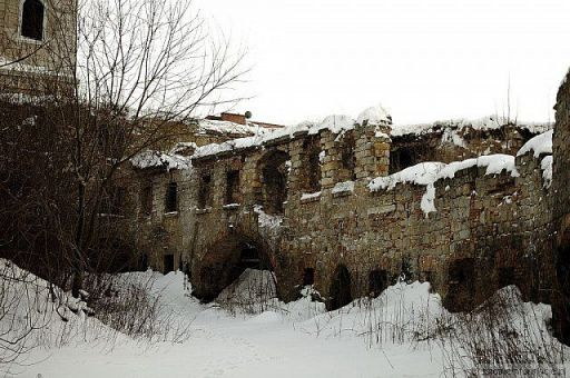 Ruiny klasztoru 1