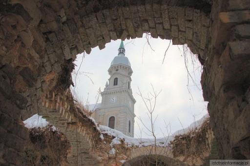 Ruiny klasztoru w Nowogrodźcu