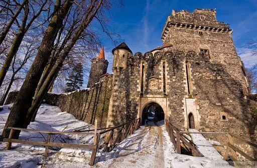 Zamek Grodziec ;-)