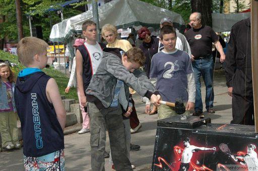 Dzień Dawcy Szpiku w Bolesławcu w ramach Pikniku PCK