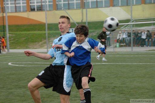 Ten z piątką - młody talent futbolu