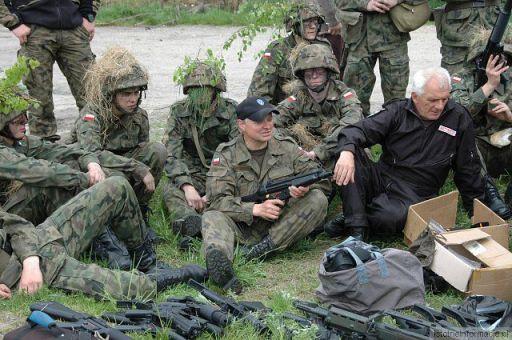 """""""miodzio"""" w wojsku"""