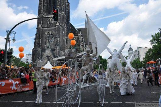 Bolesławianie na Karneval der Kulturen