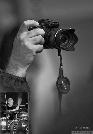 KULT -> Ręka fotoreportera ;-)