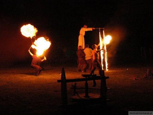 Taniec ognia
