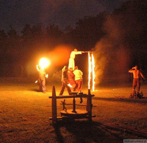 Słowiański taniec ognia