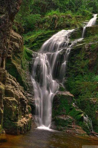 Wodospad Kamieńczyk