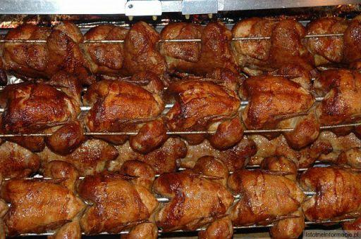 Gorące kurczaczki