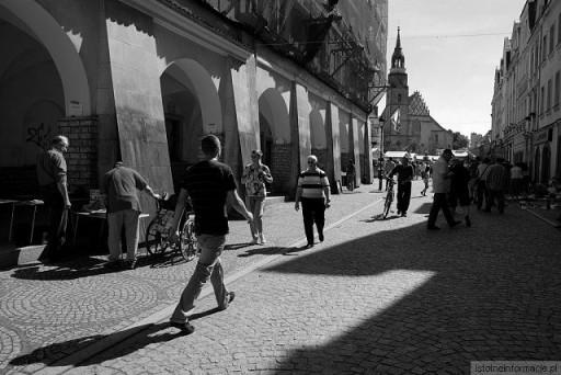Senny rytm miasta
