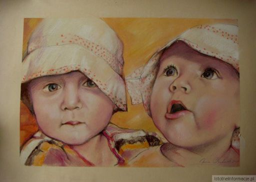 Portrety dzieciece