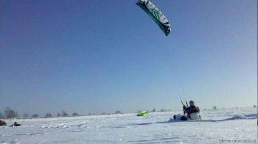 Snowkite Bolesławiec