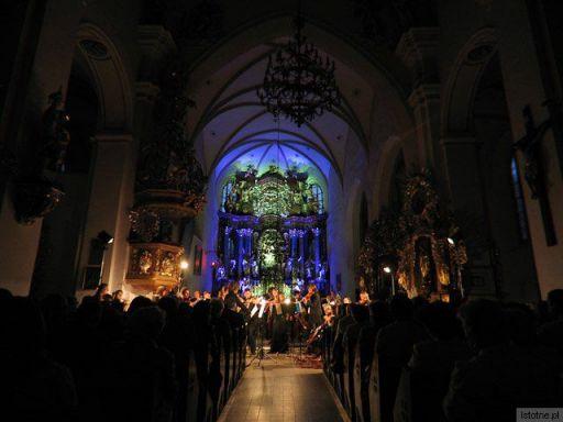 Koncert Wratislavia Cantans w Bolesławieckim Sanktuarium Maryjny