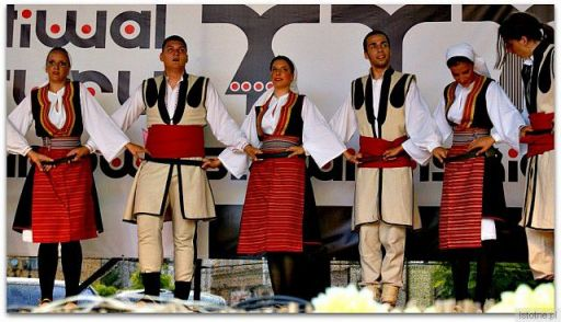 Festiwal Kultury Południowosłowiańskiej.