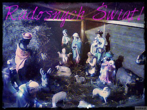 Zdrowych, Radosnych Świąt Bożego Narodzenia!
