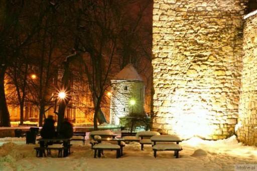 zimowa randka