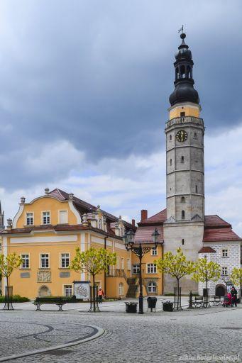 Ratusz w Bolesławcu (21.05.2015 r.)