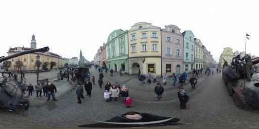 Wojskowy piknik w Bolesławcu