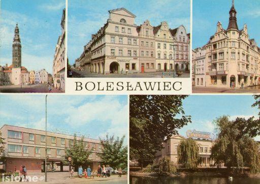 Bolesławiec - kompozycja