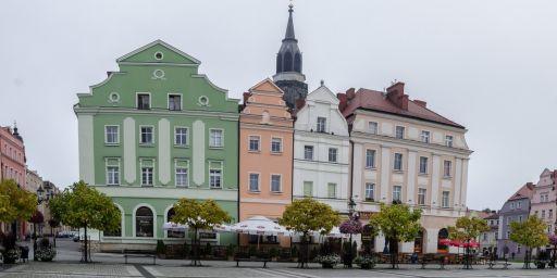 Kamienice w Rynku