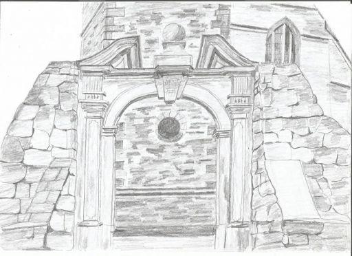 Wejście do Bazyliki Maryjnej