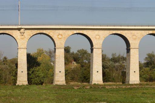 Gigapanorama Bolesławiec: wiadukt