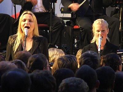 Dorota Marczyk i Olga Szomańska