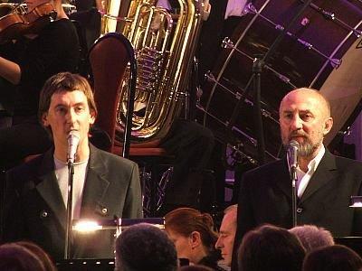 Maciek Miecznikowski i Igor Michalski