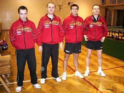 Tenisiści TOP Bolesławiec