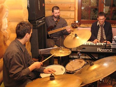 Muzycy zespołu Jazz and Blues Project